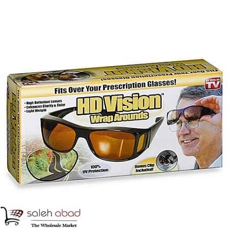 خرید پستی عینک اچ دی ویژن عمده