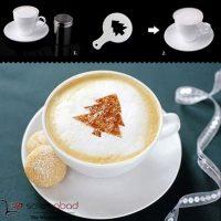 خرید عمده شابلون طراحی قهوه
