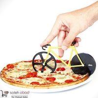 پخش عمده برش زن پیتزا دوچرخه ای