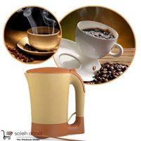چای ساز و قهوه ساز استیلو