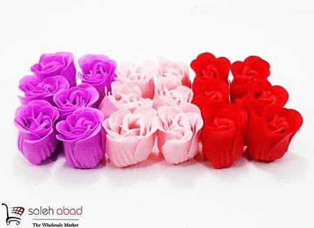خرید عمده گل صابونی معطر