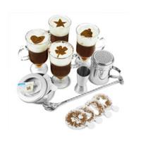 شابلون طراحی قهوه