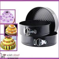 خرید عمده قالب کیک کمربندی قفلی