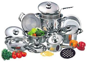 ظروف آشپزخانه ( جنس )