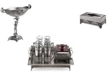 فروش عمده انواع ظروف پیوتر