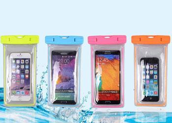 فروش عمده انواع کاور ضد آب موبایل