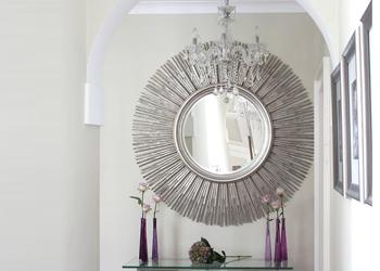 فروش عمده انواع آینه تزئینی