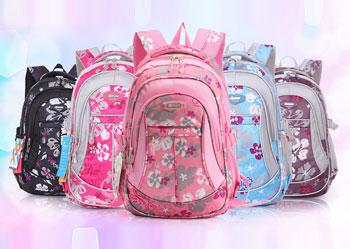 فروش عمده انواع کیف و کوله مدرسه