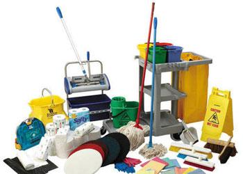 فروش عمده لوازم و وسایل شستشو و نظافت