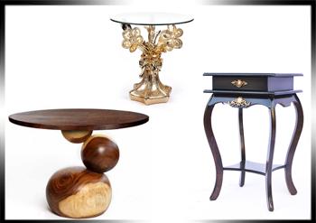 فروش عمده انواع میز دکوری