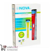 فروش عمده ریش تراش شارژی NOVA