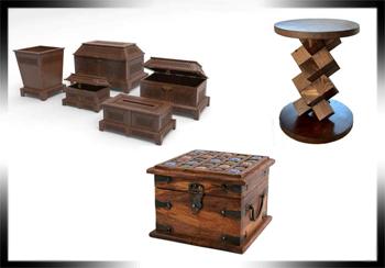 فروش عمده انواع مصنوعات چوبی