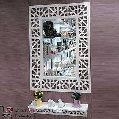 خرید عمده آینه و کنسول طرح گره چینی