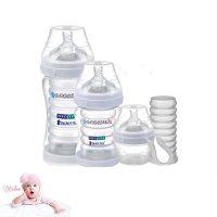 پستانک و شیشه شیر کودک