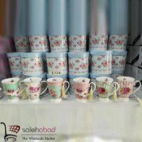 فروش عمده لیوان کادویی طرح آنجل