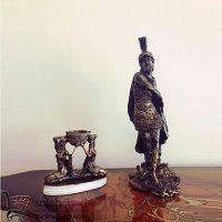 فروش عمده مجسمه دکوری هکتور