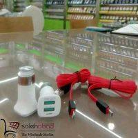 فروش عمده شارژر فندکی ماشین Ldnio