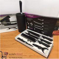 فروش عمده ست چاقو ۶ تکه آشپزخانه