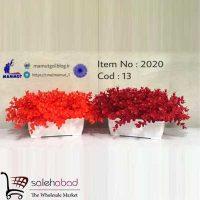 فروش عمده شمشاد ۲۰۲۰ با گلدان پلاستیکی