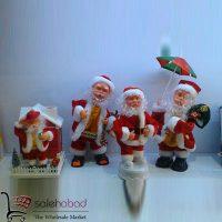 فروش عمده مجسمه دکوری بابانوئل