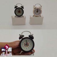 فروش عمده ساعت فلزی کوچک کلاسیک
