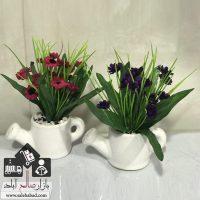 فروش عمده گلدان آفتابگردان طرح آبپاش