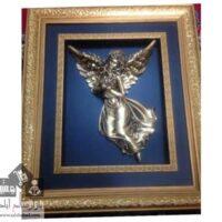 فروش عمده تابلو پلی استر فرشته