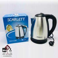 فروش عمده چای ساز برقی دو لیتری اسکارلت