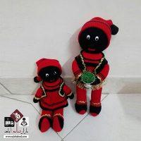 فروش عمده عروسک حاجی فیروز دو قلو
