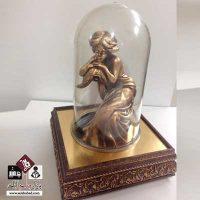 فروش عمده مجسمه لوکس رومیزی زن