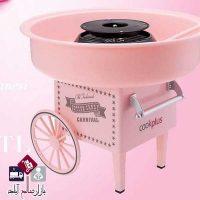 فروش عمده دستگاه پشمک ساز برقی کوک پلاس