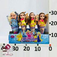 فروش عمده عروسک قیفی ۱۲ عددی
