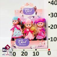 فروش عمده عروسک فارسی خوان ۱۲ عددی