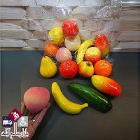 فروش عمده میوه جات مصنوعی تزئینی