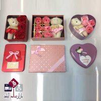 فروش عمده جعبه کادویی ولنتاین مدل قلب