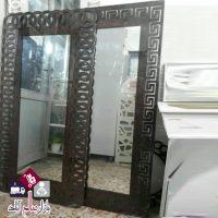 فروش عمده آینه های قدی MDF طرح چوب