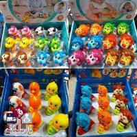 فروش عمده اسباب بازی حیوانات کوچک