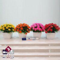 فروش عمده گلدان دکوری مدل فلاور باکس