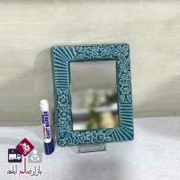فروش عمده آینه هفت سین طرح گلدار
