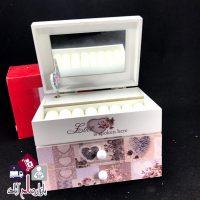 فروش عمده صندوقچه جواهرات موزیکال