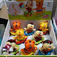 فروش عمده عروسک حیوانات اسکیت سوار