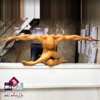 فروش عمده مجسمه پلی استر رومیزی مدل مرد