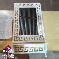 فروش عمده آینه و طاقچه PVC طرح ورساچه