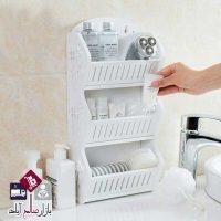 فروش عمده شلف و استند PVC حمام