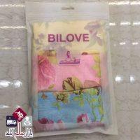 فروش عمده دستمال نانو سه تایی BILOVE