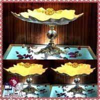 فروش عمده ظرف شیرینی خوری چینی