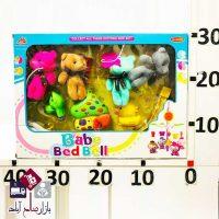 فروش عمده عروسک آویزی پلیشی کودک