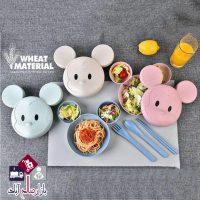 فروش عمده ظرف غذای گیاهی کودک