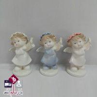 فروش عمده مجسمه فرشته بال دار رومیزی