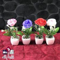 فروش عمده گل مصنوعی رز بزرگ